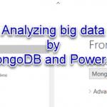 Analysing Twitter and Amazon  by MongoDB and Power BI